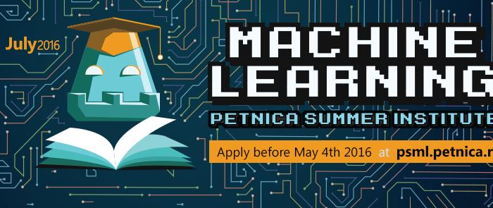 MDCS Petnica Summer Institute: Machine Learning summer school