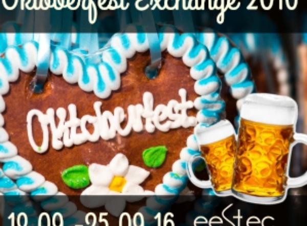 Razmena u Minhenu: Oktoberfest Exchange 2016