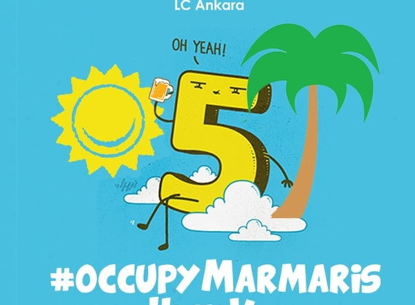 Razmena u Ankari: #occupyMarmaris High V