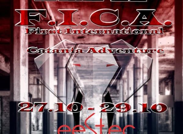 IMV u Kataniji: F.I.C.A. First International Catania Adventure