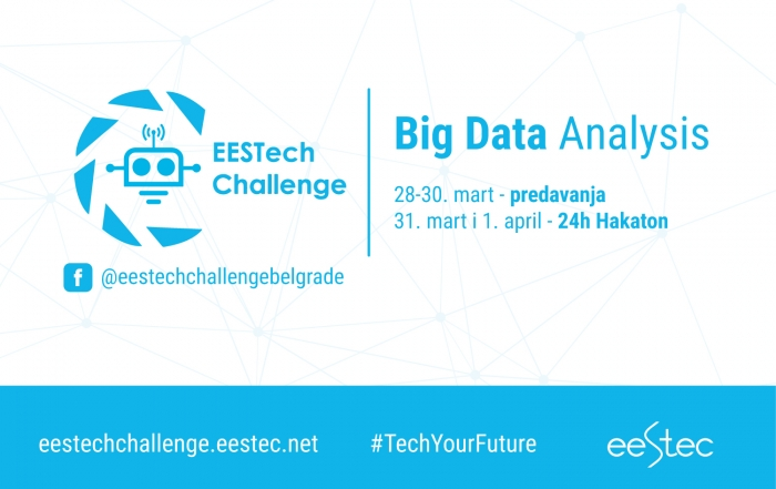 EESTech Challenge – Internacionalno takmičenje iz oblasti Big Data Analysis