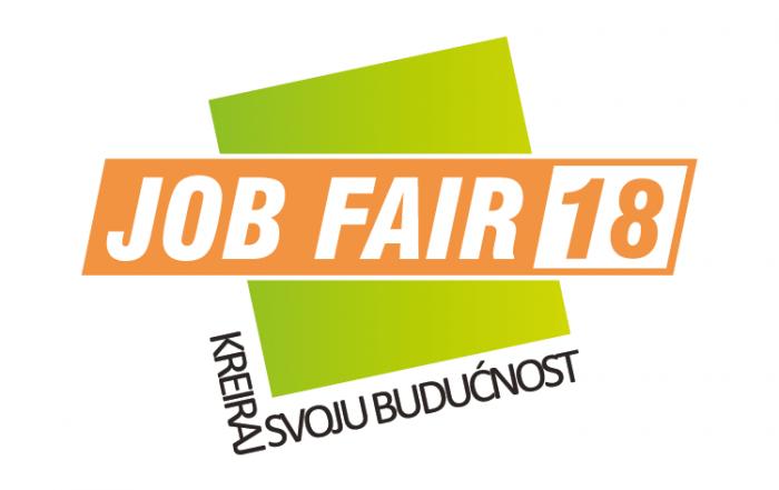 "Četranesti po redu ""JobFair — Kreiraj svoju budućnost!"""