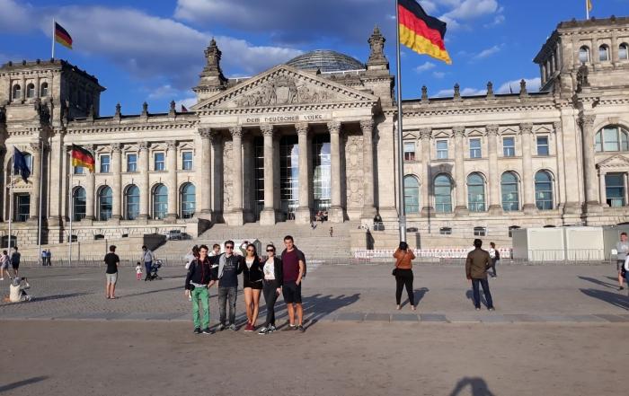 "Utisci sa putovanja: Razmena LK Minhen ""#berlincalling"""